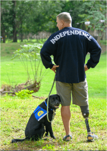 Graduation Day at Canine Companions for Independence